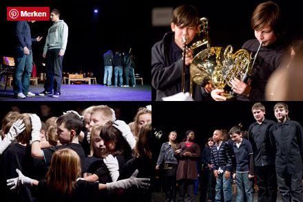 """Wettbewerb """"Kinder zum Olymp"""" der Kulturstiftung der Länder - Das Projekt """"Du/Ich"""""""