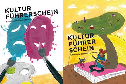 Plakatwettbewerb KULTURFÜHRERSCHEIN Hamburg