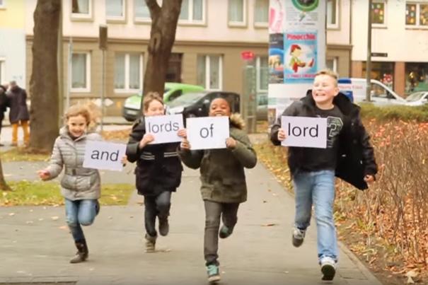 Hallelujah! Spot der Katholischen Schulen begeistert – auch im Internet!