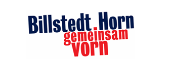 Billstedt Horn. Gemeinsam vorn.