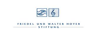 Friedel und Walter Hoyer-Stiftung