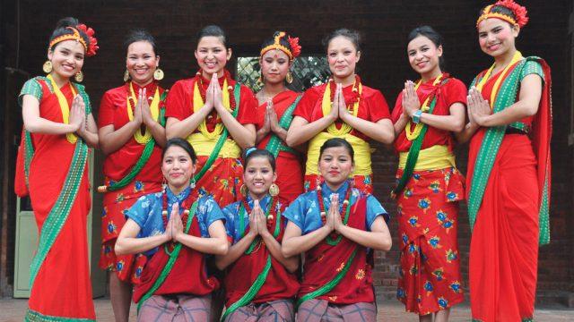 Maiti Nepal zu Gast an der Katholischen Schule Bergedorf