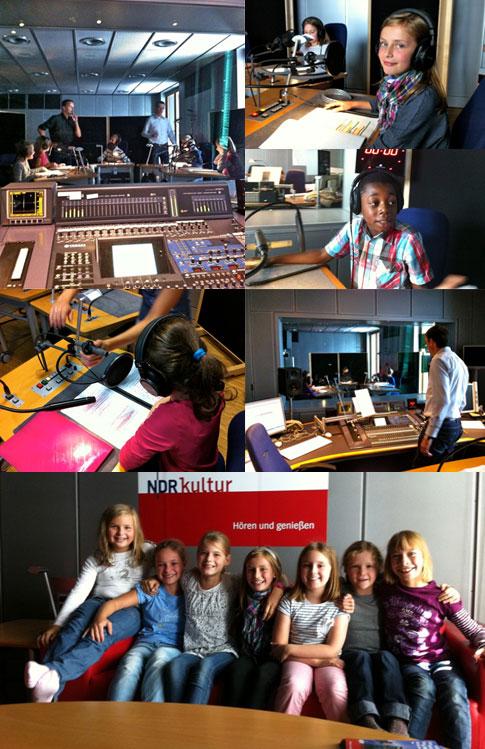 Eindrücke vom NDR Kultur Weltkindertag 2012