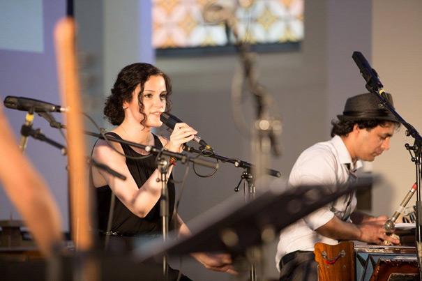 DIVAN: West-östliches Konzert im Kleinen Michel