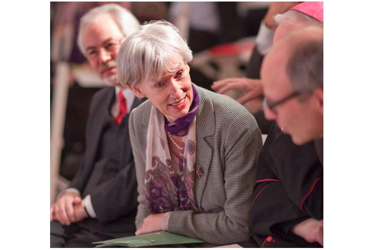 Kultursenatorin Prof. Dr. Barbara Kisseler