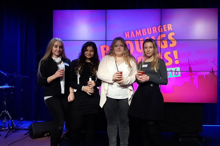 Kulturforum21: Katholische Schule St. Paulus gewinnt Hamburger Bildungspreis