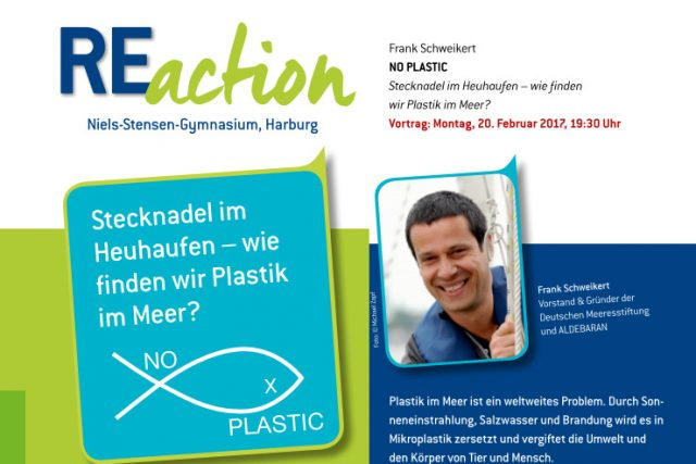 REaction No Plastic