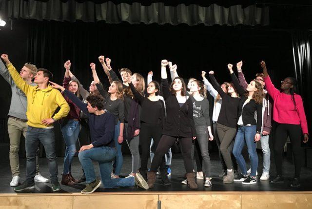 Kulturforum21 - End of Chapter. Ende der Schulzeit.
