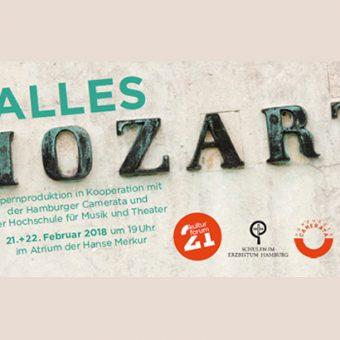 ALLES MOZART. Opernproduktion