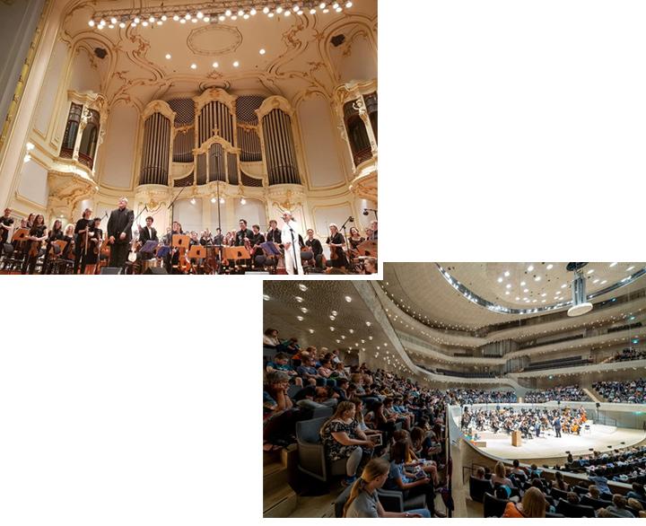 DIVAN: Orient und Occident - musikalisch und in Freundschaft verbunden.