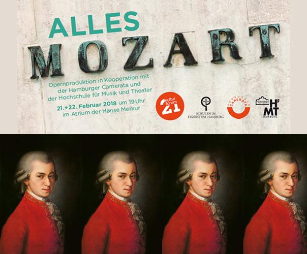 KF 21 - Alles Mozart