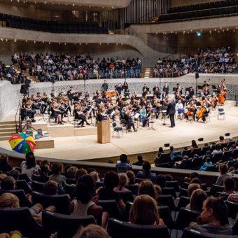 Elbphilharmonie und Laeiszhalle: interkulturelle Projekte mit dem Sophie-Barat-Orchester