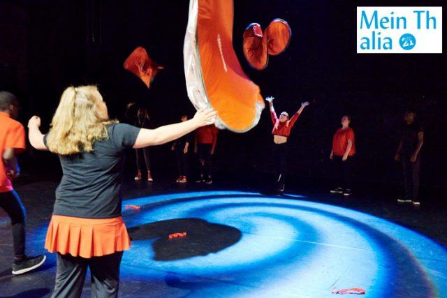 """""""Spielwelten"""" – Theater, Workshops, Performance-Group, Film UND FRANKENSTEIN"""