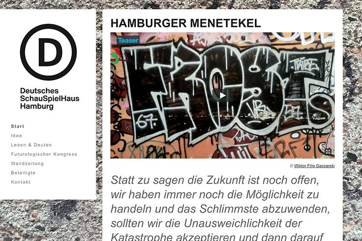 Projekt Hamburger MENETEKEL