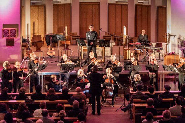 DIVAN II – unser interkulturelles Konzertformat am 16. November im Kleinen Michel in Bildern.