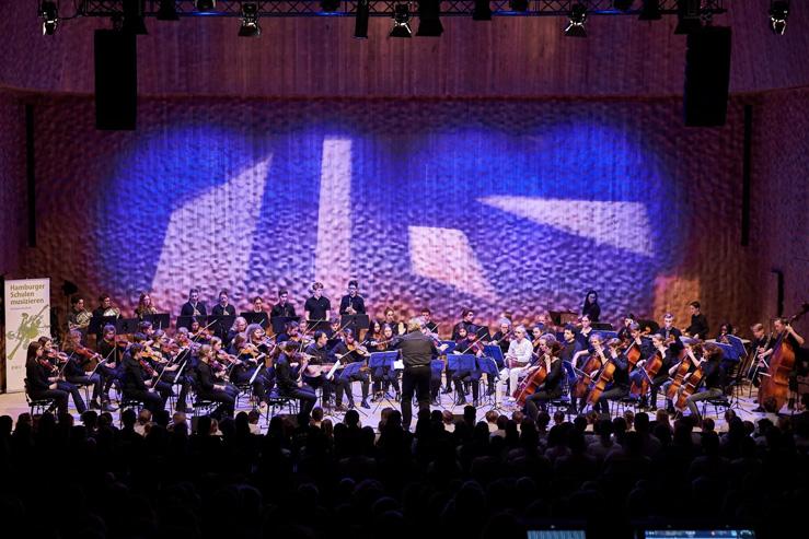 Begegnungsreiches Konzert in der Elbphilharmonie