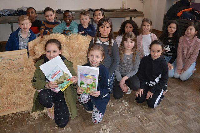 HEUTE ist internationaler Kinderbuchtag.