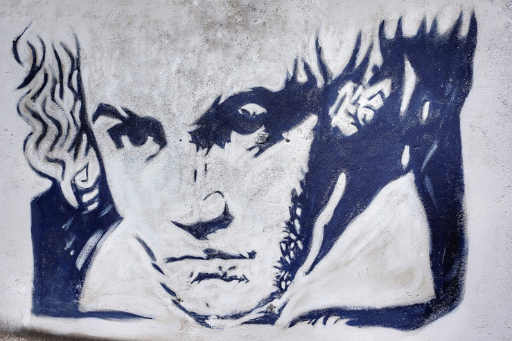 Beethoven – ver-rückt
