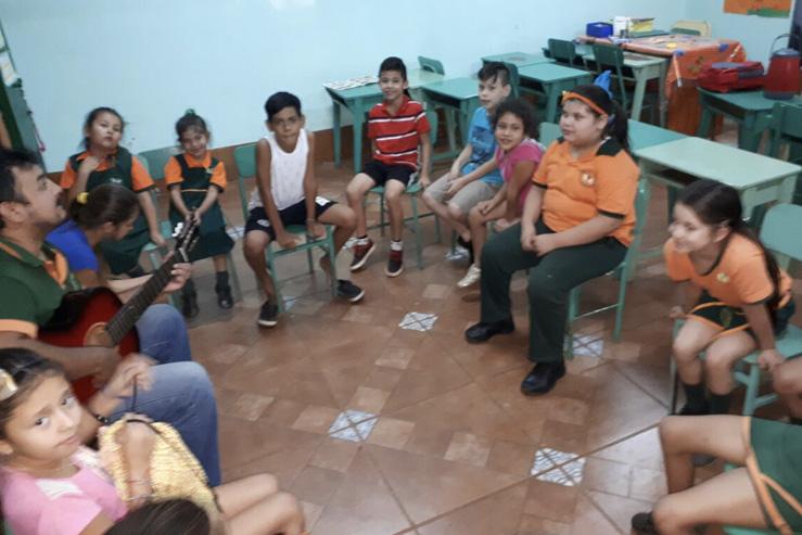 """Junge Oper unter dem Titel """"ARCHE: Ungehörte Klänge / Unerhörte Klänge"""" – auch aus Iguazù/Argentinien werden die Klänge kommen"""