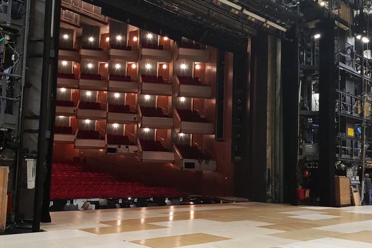 Musik und Bühne