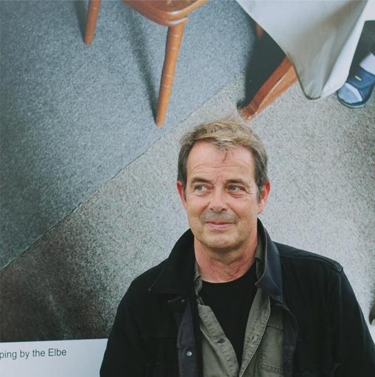André Lützen, Fotograf und Dozent für kulturelle Bildung/Fotografie in den Deichtorhallen