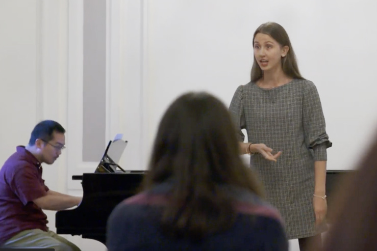 Partien – partizipatives Musiktheater – ein Projekteinblick