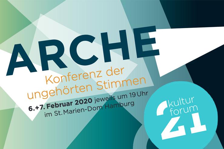 Arche – Konferenz der ungehörten Stimmen