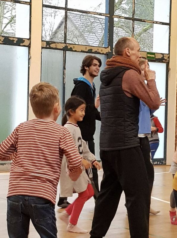 Beethoven-Projekt startet mit 9 Workshops und dem wunderbaren Bundesjugendballett