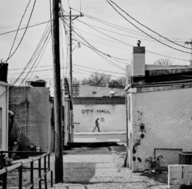 Matt Black: Downtown, Fulton, Kentucky, USA, 2017 - Copyright:© Matt Black/Magnum Photos