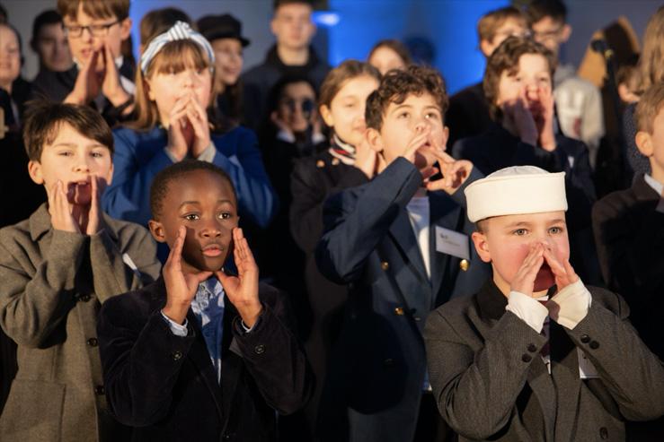 Fokus Musiktheater – Quest und die Gründung des Ensembles JEM