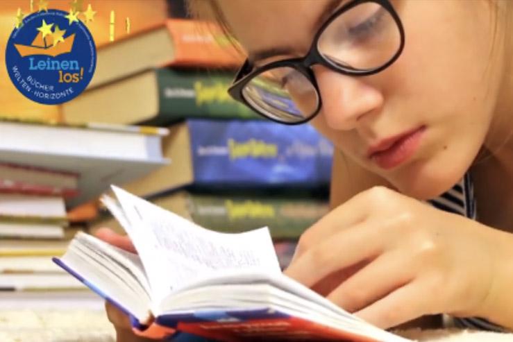 """""""Leinen los"""" – unser Lese- und Literaturvermittlungsprogramm"""