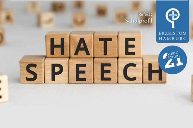 Bis zum 30. Oktober anmelden! Hate speech begegnen