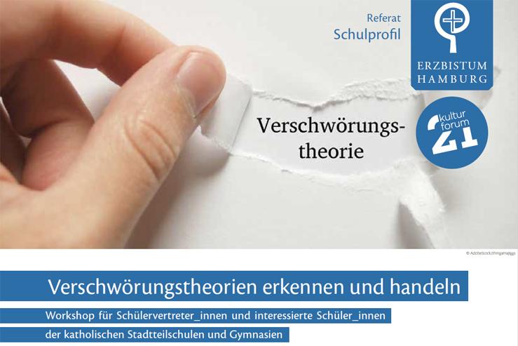 24.11.: Verschwörungstheorien erkennen - und handeln!