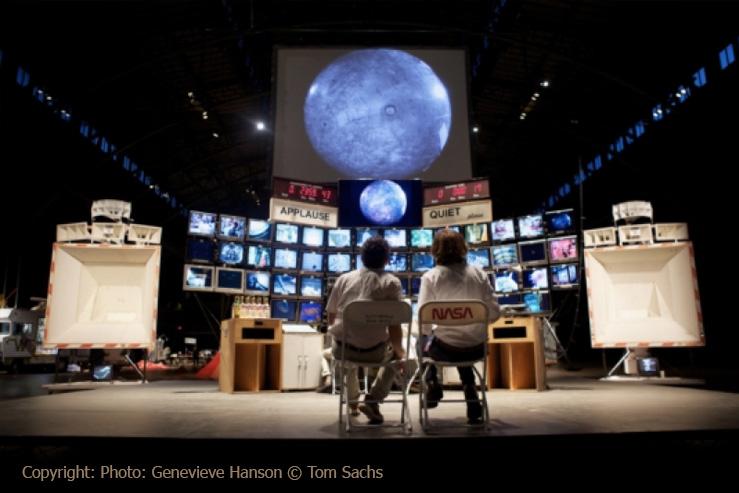 Mächtige Vorstellungen: Politische Ikonographie und Space Programme