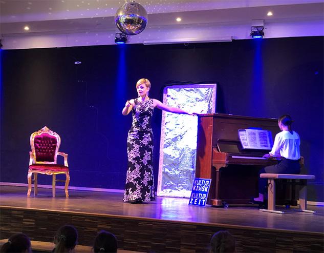 Opernarien in Langenhorn: Start der KulturZeit an Hamburgs katholischen Grundschulen